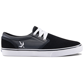 B-Stock Fallen The Easy Skate Shoes - Black/Saint Archer - UK 9 (Ex-display)