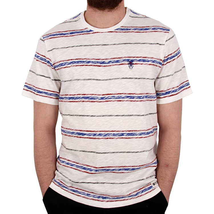 Element Micky T shirt - Olympian Blue
