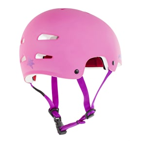 REKD Elite Helmet - Pink/Purple