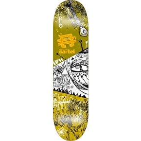 Cartel Framed Society Skateboard Deck - 7.75