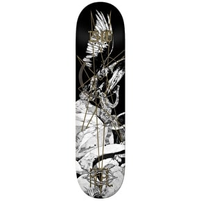 Real Forest Friend Ishod Skateboard Deck - Black 8.25