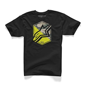 Alpinestars Distruption T-Shirt - Black