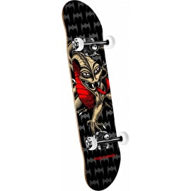 Powell Peralta One Off Cab Dragon Complete Skateboard - Black/Gold 7.75