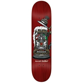Anti Hero Skateboard Deck - Zum Wohl Pfanner 8.18