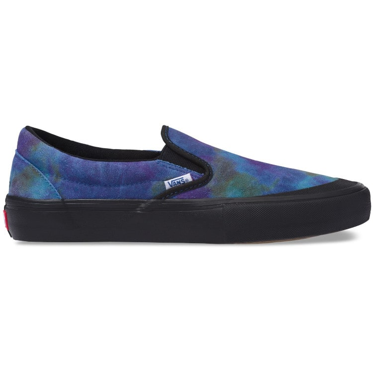 Vans Slip-On Pro Skate Shoes - (Ronnie Sandoval) Northern Lights/Black