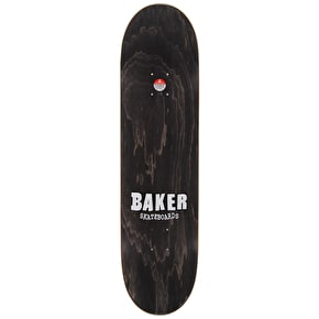 Baker From The Grave Reynolds OG Skateboard Deck - 8.25