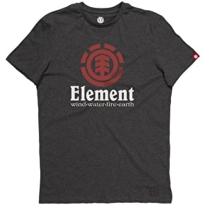 Element Vertical Kids T-Shirt - Charcoal Heather