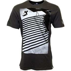 Element EP Jake Darwen T-Shirt - Charcoal