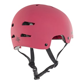 REKD Elite Helmet - Red/Black