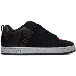 DC Court Graffik Shoes - Black/Multi