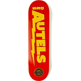 ReVive Pro Electric Des Autels Skateboard Deck