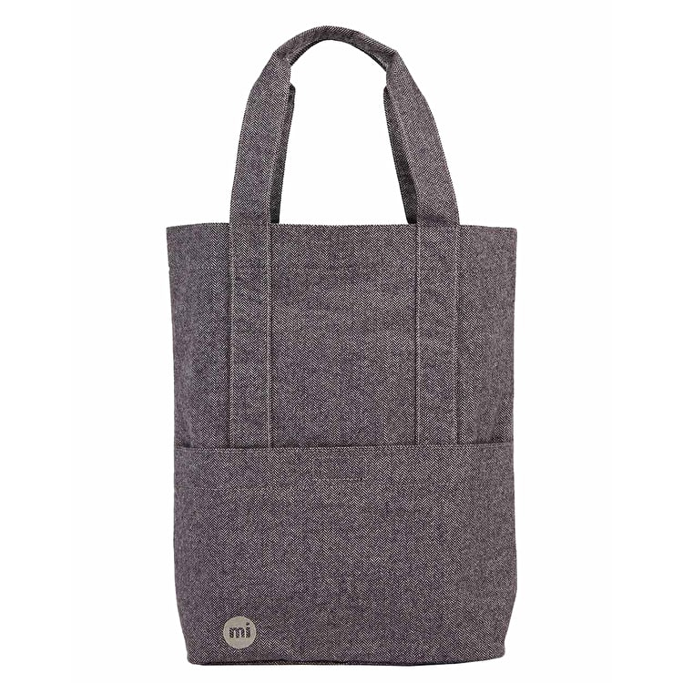Mi-Pac Tote Bag - Herringbone Navy