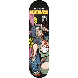 Deathwish Premonition Slash Skateboard Deck 8.5