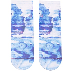 Stance Tropic Storm Socks - Blue