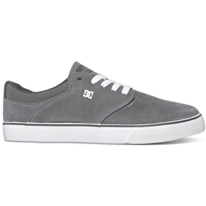 DC Mikey Taylor Vulc Skate Shoes - Dark Grey/Battleship