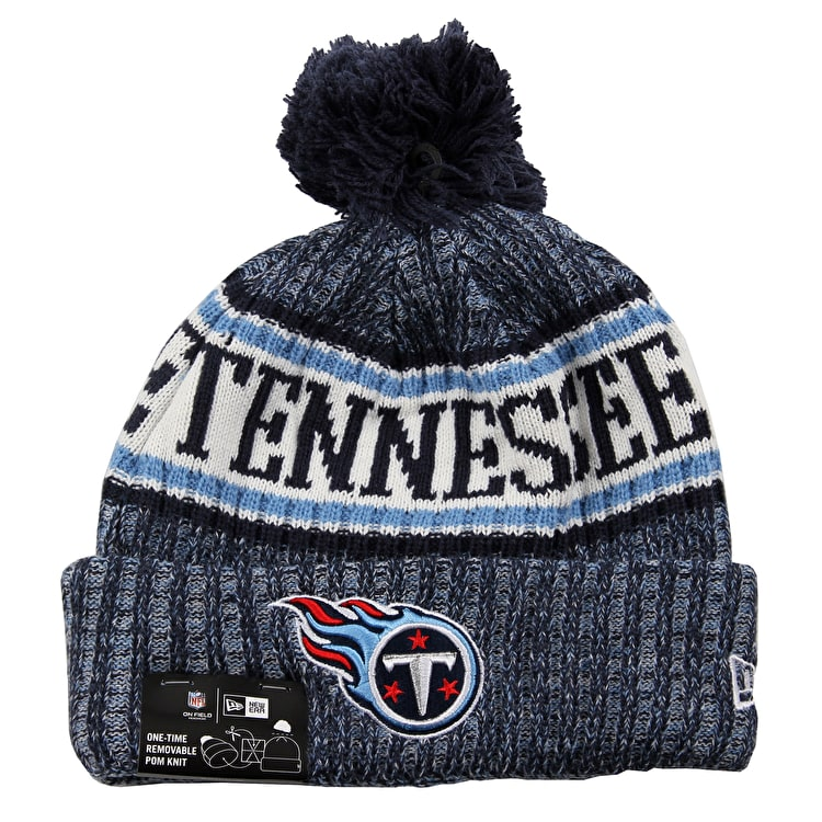 half off 1f31a 674a2 ... discount code for new era nfl sideline beanie 2018 tennessee titans  b669b 78c13