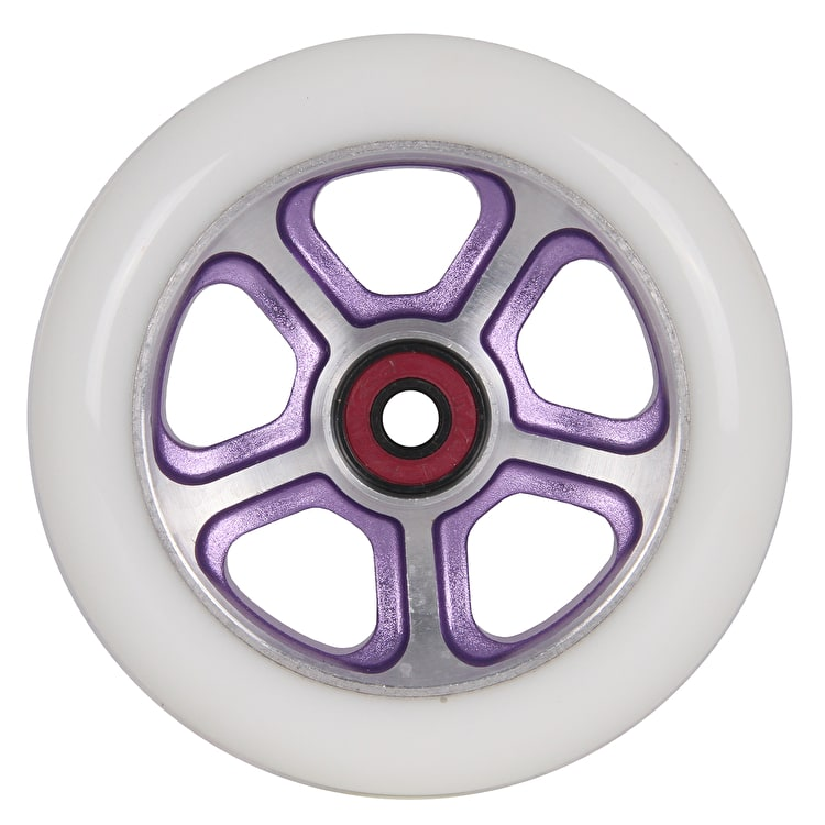 "MGP CF ""Filth"" Scooter Wheel - Purple/White 110mm"