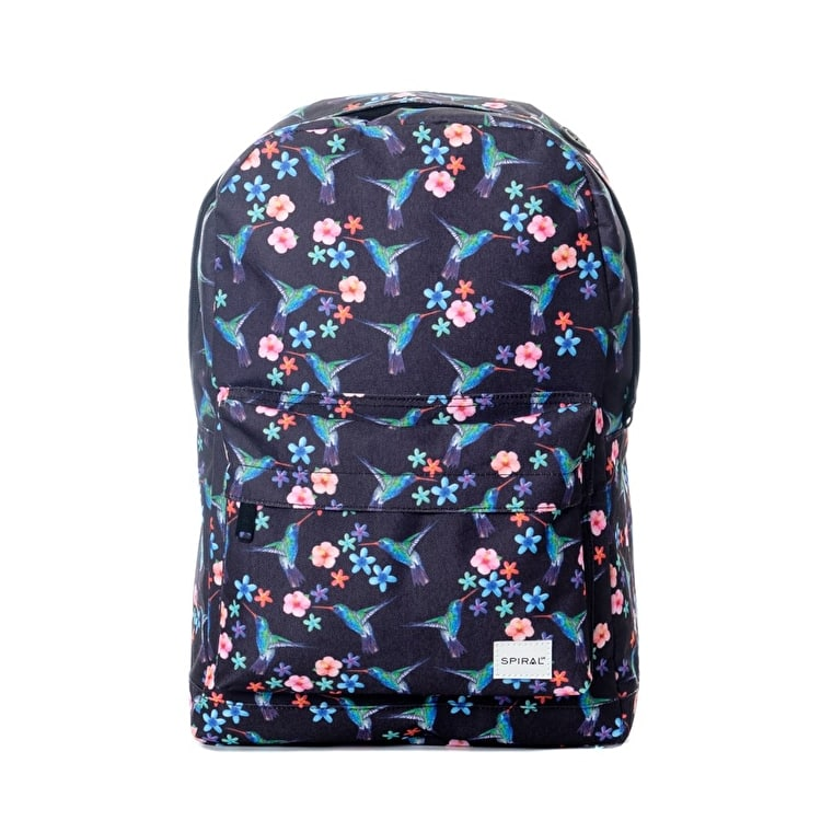 Spiral OG Prime Backpack - Hummingbird Black