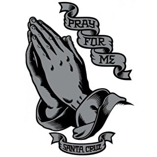 Santa Cruz Praying Hands 6