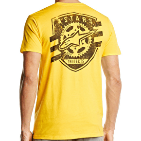 Alpinestars Protects T-Shirt - Yellow