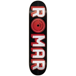 Blind Skateboard Deck - 33RPM R7 Romar 8