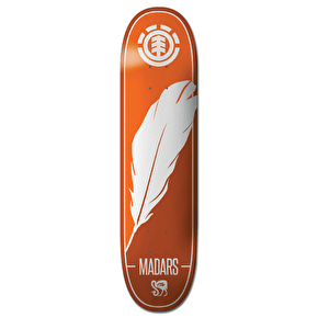 Element Silhouette Skateboard Deck - Madars 8.375