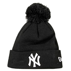 New Era Mixed Glow In The Dark Beanie - Yankees