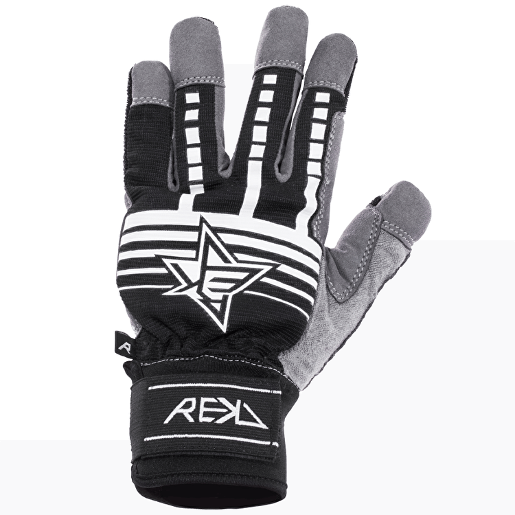 REKD Slide Gloves - Black