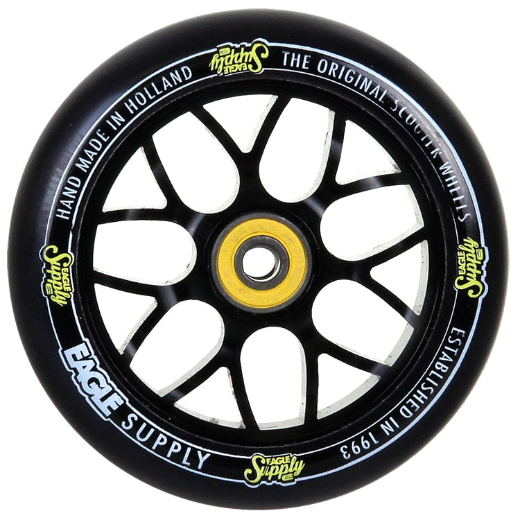 Eagle X6 Standard Line 110mm Scooter Wheel - Black PU
