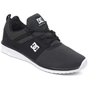 DC Heathrow Shoes - Black/White