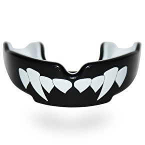 Safejawz Mouth Guard - Fangz (Black)
