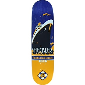 Plan B Pro Spec Sheckler Open Seas Skateboard Deck - 8