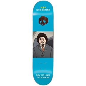 Enjoi Skateboard Deck - Flashback Barletta 8