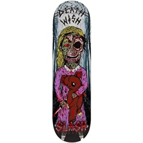 Deathwish Slash Lost Girl Skateboard Deck - 8.5