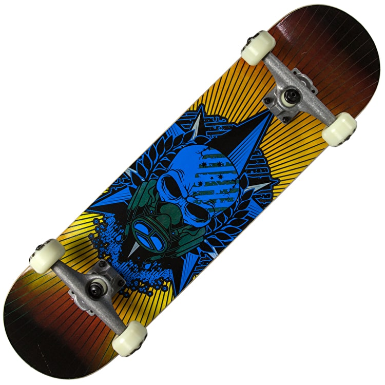 MGP Honcho Series Complete Skateboard - New Dawn 7.75""