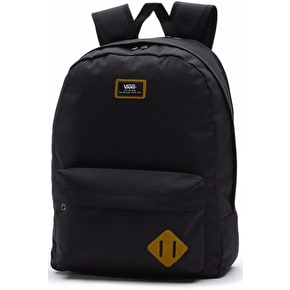 Vans Old Skool Plus Backpack - Real Black