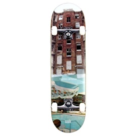 Sour Slums Custom Skateboard 8.25