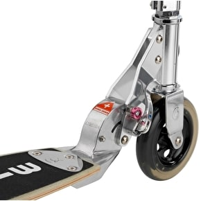 Micro Flex Folding Commuter Scooter - Silver
