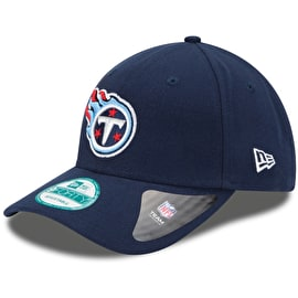 New Era Tennessee Titans NFL The League 9FORTY Cap - Navy Blue