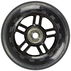 JD Bug Original Street 100mm Scooter Wheels - Black w/Bearings