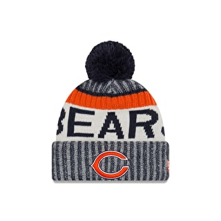 New Era NFL Sideline Beanie - Chicago Bears