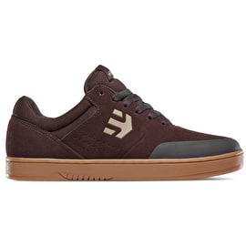 Etnies Marana Skate Shoes - Brown/Gum/Brown