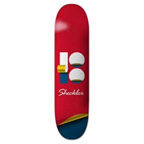 Plan B Skateboard Deck - Wrap Pro Spec Sheckler 8.25''