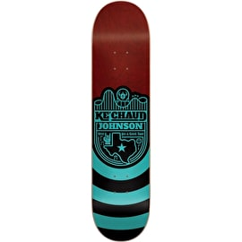 Darkstar Lockup Johnson Skateboard Deck 8.125