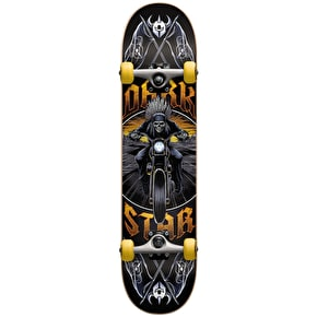 Darkstar Roadie Youth Complete Skateboard - Yellow 7.375