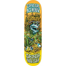Deathwish Buried Alive - Kirby Skateboard Deck 8.25