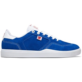 DC Vestrey Skate Shoes - Blue/White