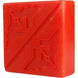 Fracture Wings Skateboard Wax - Red