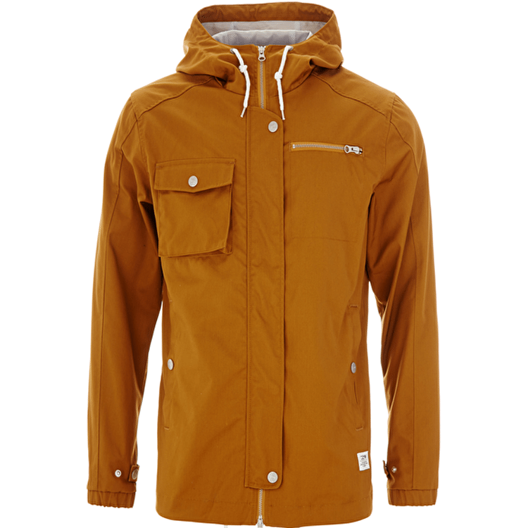 WeSC The Field Jacket - Mustard Seed