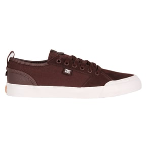 DC Evan Smith M Skate Shoes - Brown/Gum